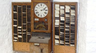 640px-Time_clock_at_wookey_hole_cave_museum