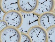 Time Header Deadline Watch Minute Clock Number