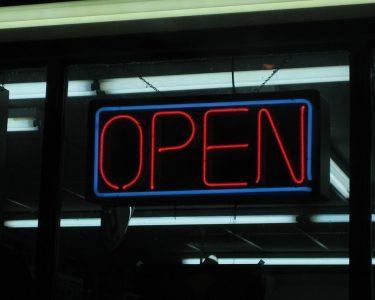 Open-sign-neon
